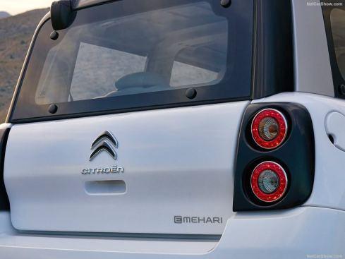 Citroën e-Mehari 2018