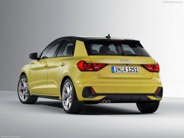 Audi A1 2019 arrière