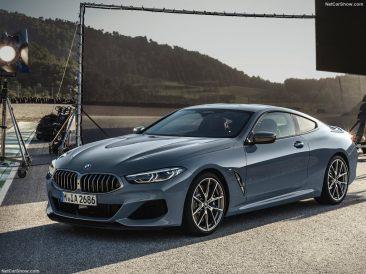 BMW Série 8 2019 séance photo