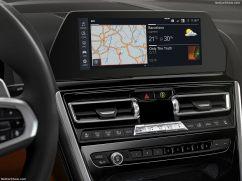 BMW Série 8 2019 console centrale