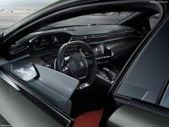Peugeot 508 SW 2019 intérieur
