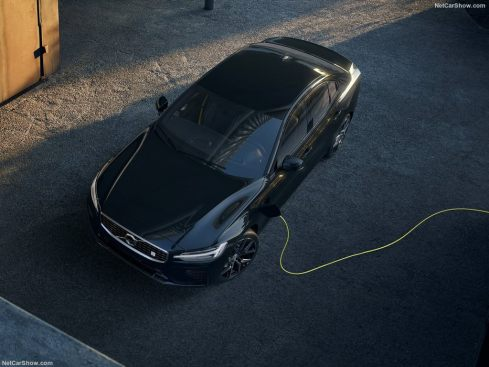 Volvo S60 2019 hybride rechargeable