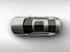 Volvo S60 2019 vu de haut toit ouvrant