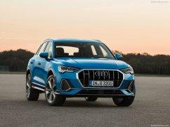 Audi Q3 2019 calandre singleframe