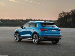 Audi Q3 2019 arrière