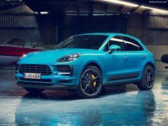 Porsche Macan 2019 3/4 avant