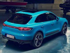 Porsche Macan 2019 3/4 arrière