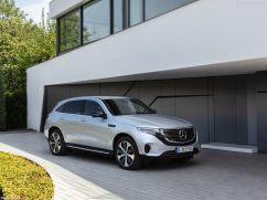 Mercedes EQC 2019 gris