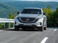 Mercedes EQC 2019 face