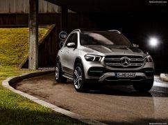 Mercedes GLE 2019 3/4 avant