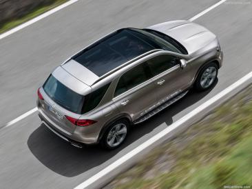 Mercedes GLE 2019 top