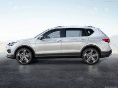 SEAT Tarraco 2019 blanc