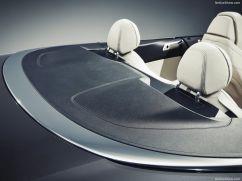 BMW Série 8 Cabriolet 2019 rangement capote toit