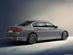 BMW Série 7 2020 3/4 arrière