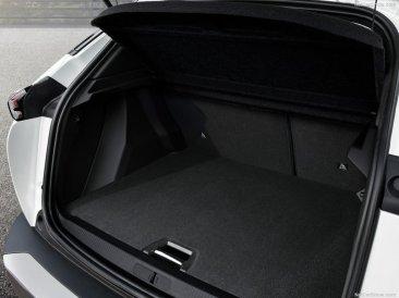 Peugeot 2008 2020 volume du coffre
