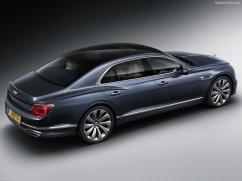 Bentley Flying Spur 2020 arrière