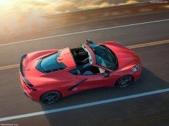Chevrolet Corvette 2020 toit ouvert