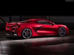 Chevrolet Corvette 2020 de coté