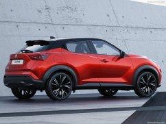 Nissan Juke 2020 profile