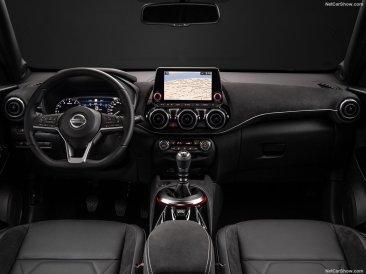 planche de bord Nissan Juke 2020
