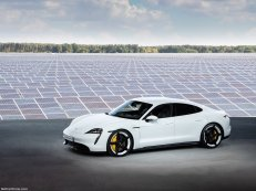 Porsche Taycan 2020 100% electrique