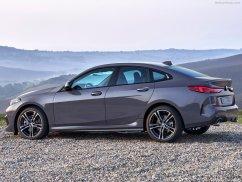 BMW Série 2 Gran Coupé 2020 de profil
