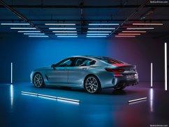 BMW Série 8 Gran Coupé 2020 3/4 arrière