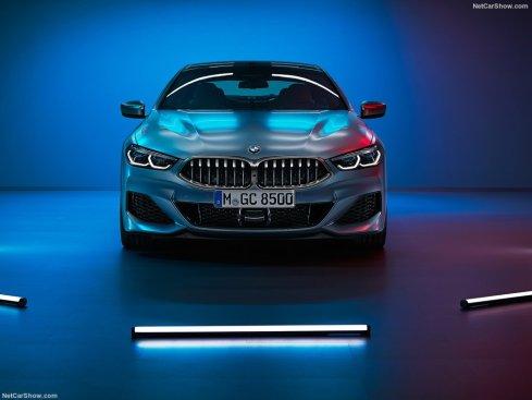 BMW Série 8 Gran Coupé 2020 calandre avant
