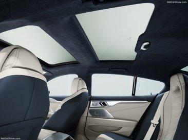 toit ouvrant BMW Série 8 Gran Coupé 2020