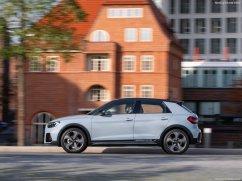 Audi A1 Citycarver 2020 sur route