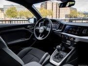 Audi A1 Citycarver 2020 intérieur
