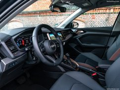 Audi A1 Citycarver 2020 places avant
