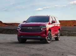 Chevrolet Tahoe 2021 face avant