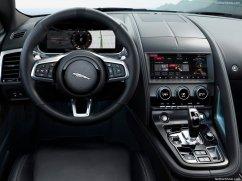 Jaguar F-Type 2020 console centrale