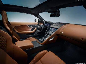 Jaguar F-Type 2020 habitacle