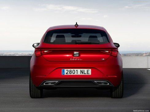 SEAT Leon 2020 male arrière