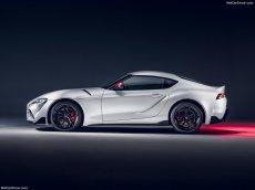profil Toyota Supra GR 2020