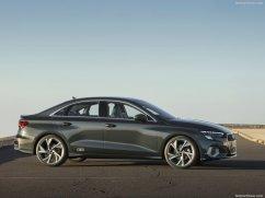 Audi A3 Sedan 2021 profile