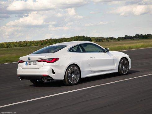 BMW Série 4 coupé 2021