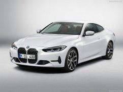 BMW Série 4 coupé 2021 nouvelle calandre
