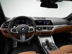 BMW Série 4 coupé 2021 planche de bord