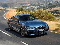 BMW M4 coupé 2021 nouvelle calandre