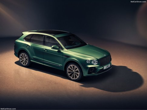 Bentley Bentayga 2021 avant
