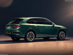 Bentley Bentayga 2021 profile
