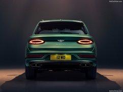 Bentley Bentayga 2021 nouveau