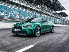 BMW M3 2021 calandre