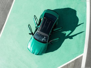 BMW M3 2021 toit carbone