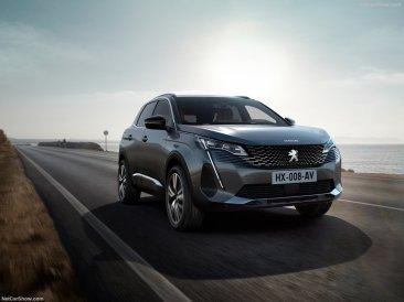 Peugeot 3008 2021 phev
