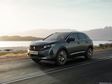 Peugeot 3008 2021 hybride rechargeable
