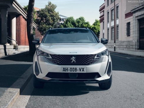 Peugeot 3008 2021 photos officielles